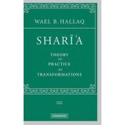 Shar'ia by Wael B. Hallaq