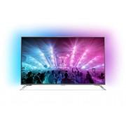 "Телевизор Philips 49"" 49PUS7101/12 UHD TV, 49PUS7101/12, DVB-T2/C/S, Android TV, Ambilight 3, Pixel Plus UHD, 2000 PPI, 20W, Dark Satin"
