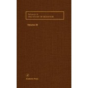 Advances in the Study of Behavior: Volume 29 by Dr. Peter J. B. Slater