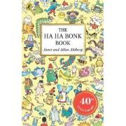 The Ha Ha Bonk Book by Janet Ahlberg