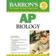 Barron's AP Biology by Deborah T Goldberg