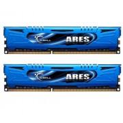G-SKILL Memoria PC ARES 2 x 4 GB DDR3-1600 - PC3-12800 - CL9 (F3-1600C9D-8GAB)