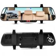 Oglinda Retrovizoare iUni Dash cu Camera X11 Bluetooth