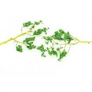 Bachmann Industries Scene Scapes Wire Foliage Branches 60 Wire Train Dark Green