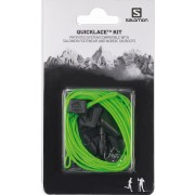 Salomon Quicklace Kit Verde 8.5 Uk