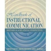 Handbook of Instructional Communication by Virginia P. Richmond