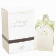 Voyage D'hermes For Men By Hermes Eau De Toilette Spray Refillable 3.3 Oz