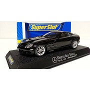 Superslot H2753 Mercedes Benz SLR McLaren Road Car Black