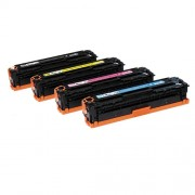COMPATIBLE HP CE410X BLACK PRINTER TONER CARTRIDGE