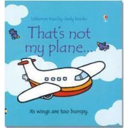 That's Not My Plane by Fiona Watt
