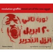 Revolution Graffiti by Mia Grondahl