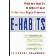 E-Habits by Elizabeth Charnock
