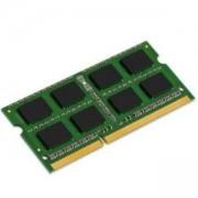 RAM Памет Kingston 2GB SODIMM DDR3 PC3-12800 1600MHz CL11 - KVR16S11S6/2