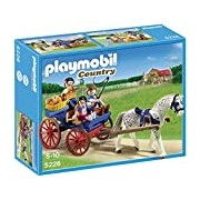 Playmobil 5226 Country Pony Farm Horse Drawn Carriage