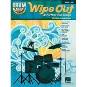 Drum Play Along Volume 36 Wipe Out & 7 Other Fun Songs Drums by Hal Leonard Publishing Corporation