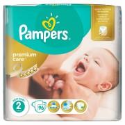 Scutece Pampers Premium Care 2 Jumbo Pack 96 buc