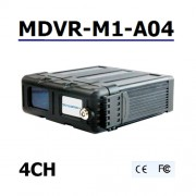 DVR Auto STREAMAX MDVR-M1-A04 - 4CH