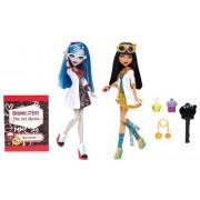 Monster High - Pareja Monstruosa: Mad Science Y Cleo De Nile (Mattel BBC81)