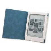 Gecko Covers Cover custodia in colore bianco di Gecko Covers per l'e-book reader Kobo Aura HD - Funzione automatica di attivazione/spegnimento schermo