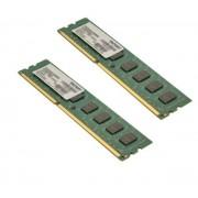 Signature Line - 2 x 4 Go - DDR3-1333 - PC3-10600 (PSD38G1333K) - Mémoire PC