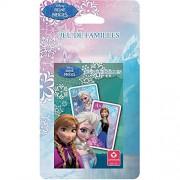 Carta Mundi A1404632 - Gioco di carte delle 7 famiglie, modello: Frozen (versione francese)