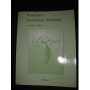 Student Solutions Manual for Algebra and Trigonometry by Robert F. Blitzer