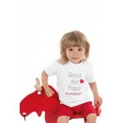 Trigema Baby T-Shirt 100% Baumwolle Größe: 92 Material: 100 % Baumwolle, Ringgarn supergekämmt Farbe: weiss