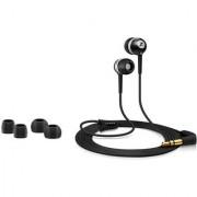 Premium handsfree for Senheiser CX 300 II Precision Noise Isolating In-Ear Headphone