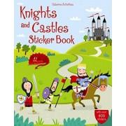 Knights and Castles Sticker Book by Leonie Pratt