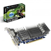 ASUS GeForce 210 Silent (1GB DDR3/PCI Express 2.0/589MHz/1200MHz)