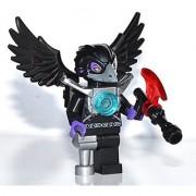 Lego Minifigure: Chima Rizzo with Chi Blaster