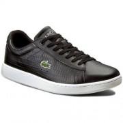 Sneakersy LACOSTE - Carnaby Evo G316 5 Spm 7-32SPM012102H Blk/Blk