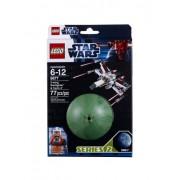 LEGO Star Wars X-wing Starfighter & Yavin 4 77pieza(s) - juegos de construcción (Película, Multicolor)