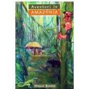 Aventuri in Amazonia - Horace Banner