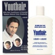Youthair - Solutie Repigmentare Par Alb - 236ml - flacon 2 luni