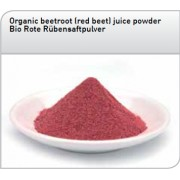 Jus de betterave rouge crue et bio - 150 g
