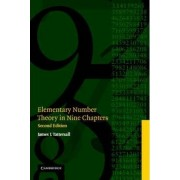 Elementary Number Theory in Nine Chapters by James J. Tattersall