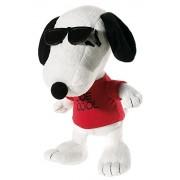 PEANUTS 588370 - Peluche, soggetto: Snoopy - Joe Cool, 18 cm