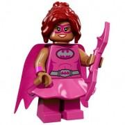 Mini Figurine Lego® Serie 17 - The Batman Movie : Pink Power Batgirl