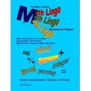 Math Lingo Homework Helper by Andre Whitmore