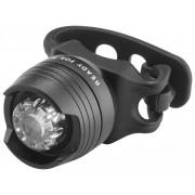 RFR Diamond HQP Faretto anteriore a batteria white LED nero Faretti anteriori a batteria