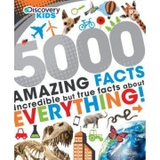Discovery Kids 5000 Amazing Facts by Parragon Books Ltd