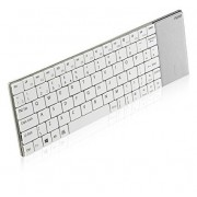 KBD, Rapoo E2710, Wireless, Touchpad, White