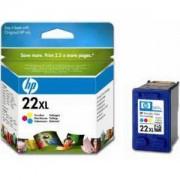 HP 22XL ( C9352CE ) Inkjet Print Cartridge, tri-colour (11 ml), HP PSC 1410, HP DJ 3940
