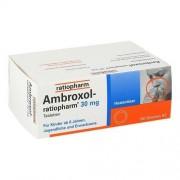 ratiopharm GmbH AMBROXOL ratiopharm 30 mg Hustenlöser Tabletten 100 St