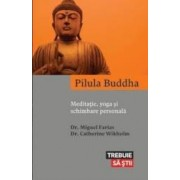 Pilula Buddha. Meditatie yoga si schimbare personala - Miguel Farias Catherine Wikholm