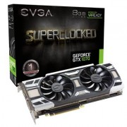 EVGA GeForce GTX 1070 SuperClocked (8GB GDDR5/PCI Express 3.0/1594MHz-1784M