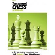 Tabiya Tournament Chess Scorebook by Precision Chess