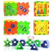 Educational Brick Block Toy