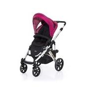 Salsa 4 carrinho de passeio para bebés silver-grape - ABCDesign